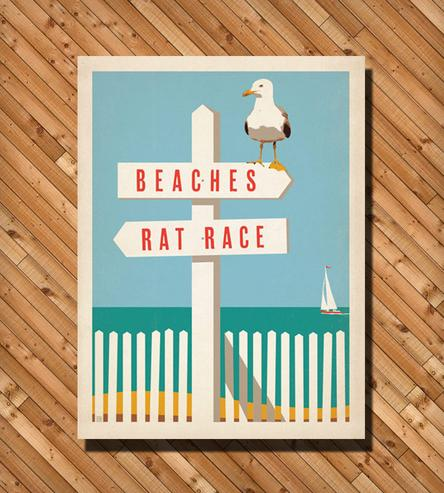 Beaches-Sign-Post-Print-1360081061