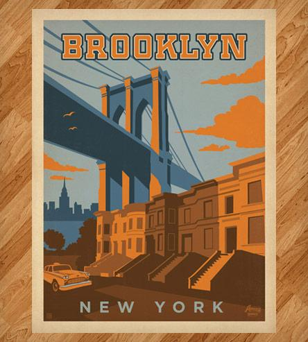 Brooklyn-Print