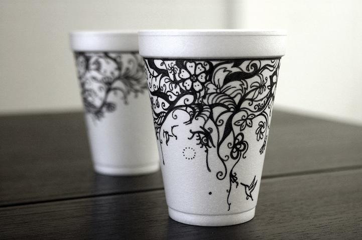 Un vaso, un café, una ilustración (6/6)