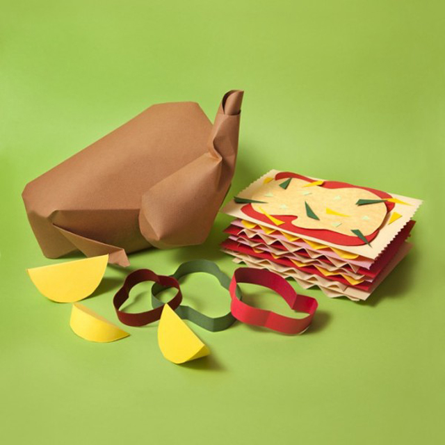 Paper-Craft-Sculptures-Of-Food-7