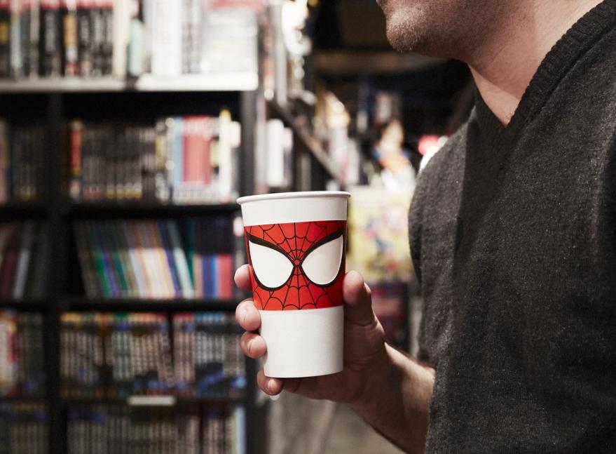 Press_Photo_Spiderman_Cup